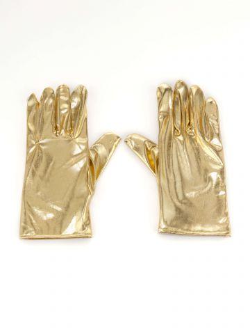 כפפות זהב / תחפושת לפורים של TERMINAL X