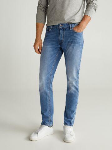 ג'ינס בגזרת Slim fit / Jan של MANGO
