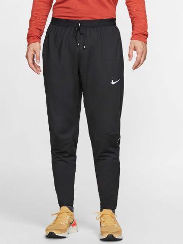 מכנסי ריצה ארוכים Dri-Fit עם לוגו Nike Phenom של NIKE