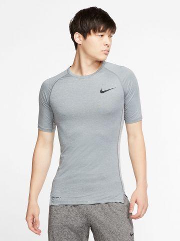 חולצת אימון Dri-fit עם לוגו Nike Pro של NIKE