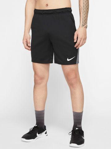 מכנסי אימון קצרים עם פסים בצדדים Dri-Fit של NIKE