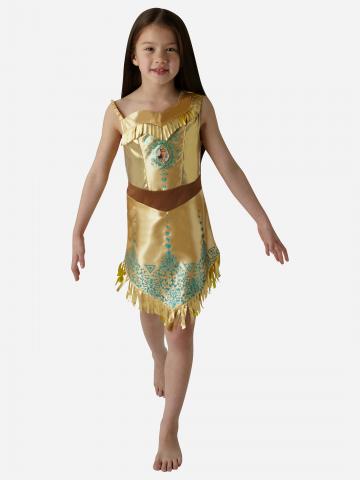 תחפושת הנסיכה פוקהונטס / 3Y-8Y / תחפושת לפורים של TERMINAL X KIDS