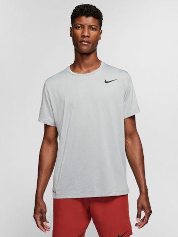 טי שירט אימון Dri-Fit עם הדפס לוגו Nike Pro של NIKE