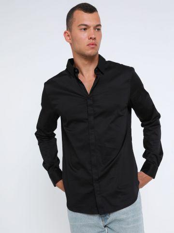 חולצה מכופתרת קלאסית של ARMANI EXCHANGE