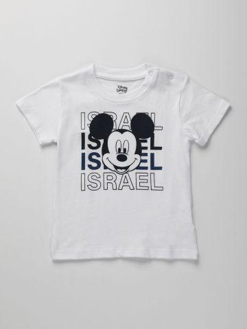 טי שירט מיקי מאוס 6M-3Y / Israel של FOX