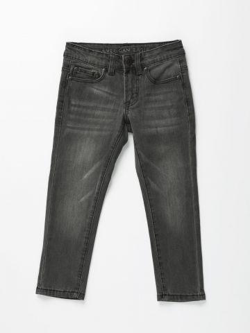 מכנסי ג'ינס סקיני בשטיפה כהה / בנים של AMERICAN EAGLE