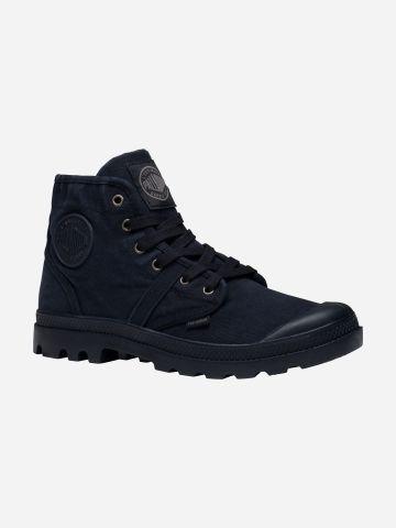 נעלי קנבס גבוהות Pallabrousse / נשים של PALLADIUM