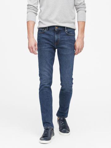 ג'ינס בגזרת סקיני של BANANA REPUBLIC