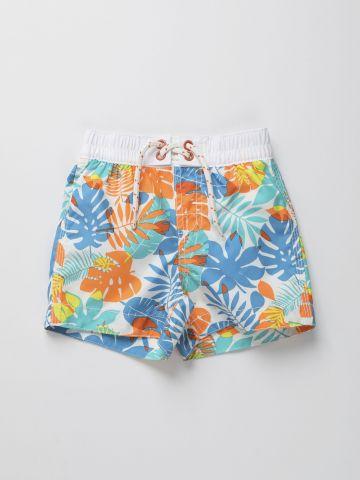 מכנסי בגד ים בהדפס טרופי / 12M-5Y של GAP