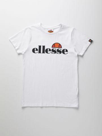 טי שירט עם הדפס לוגו / בנים של ELLESSE