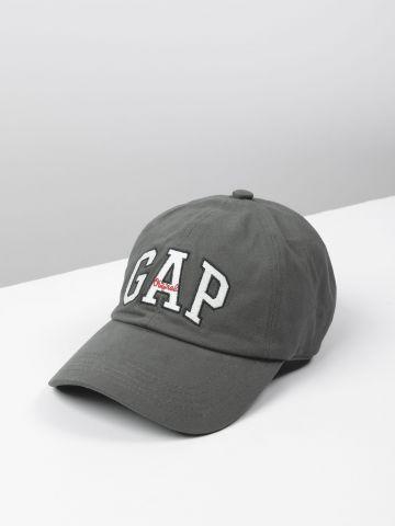 כובע מצחייה עם רקמת לוגו / גברים של GAP