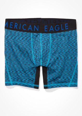 תחתוני בוקסר ג'רסי עם לוגו / גברים של AMERICAN EAGLE