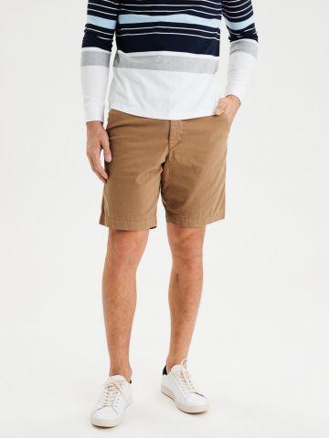 מכנסי ברמודה ווש עם כיסים של AMERICAN EAGLE