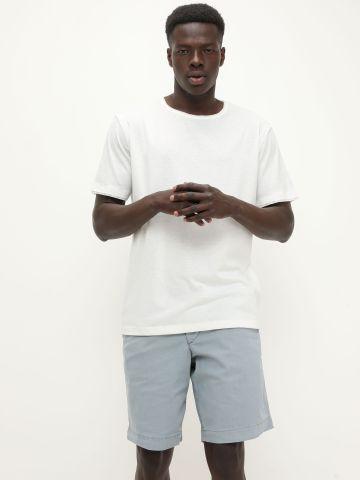מכנסיים קצרים בסגנון ג'ינס של AMERICAN EAGLE