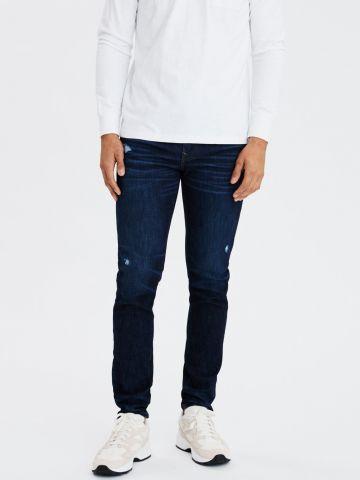 ג'ינס סקיני בשטיפה כהה Skinny של AMERICAN EAGLE