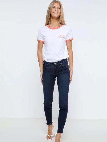 ג'ינס ארוך בגזרת סקיני של LEE