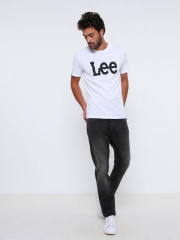 ג'ינס ווש ארוך Slim של LEE