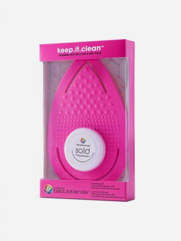ערכת ניקוי לספוגית Keep It Clean של BEAUTYBLENDER