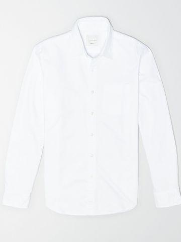 חולצה מכופתרת Oxford / גברים של AMERICAN EAGLE