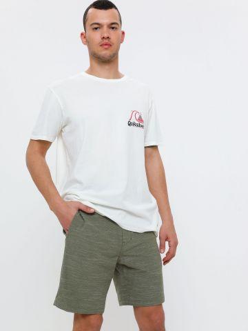 מכנסי ברמודה בורדשורט Union Slub של QUIKSILVER