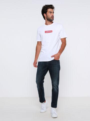 ג'ינס סלים בשטיפה כהה של LEVIS