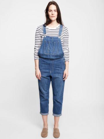 אוברול ג'ינס ארוך של GAP