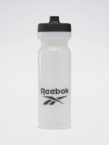 מימיית ספורט עם הדפס לוגו של REEBOK