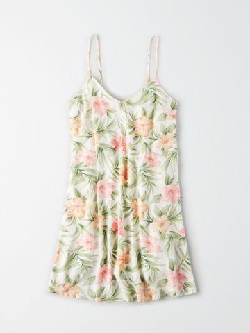 שמלת מיני בהדפס פרחים / נשים של AMERICAN EAGLE