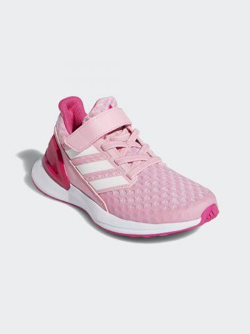 נעלי ריצה Rapida Run עם סקוצ'ים / בנות של ADIDAS Performance