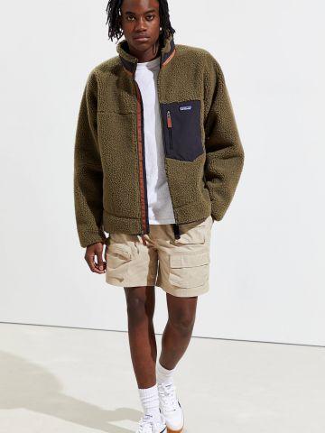 מכנסיים קצרים עם כיסים UO של URBAN OUTFITTERS