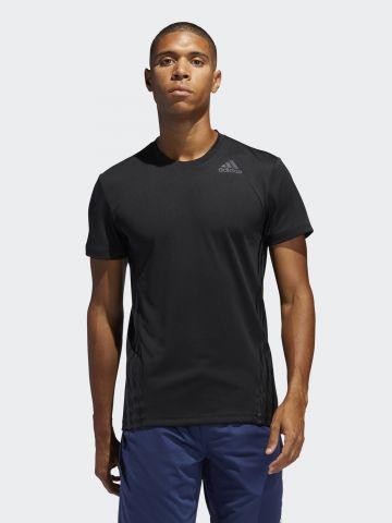 חולצת אימון עם שרוולים קצרים AEROREADY של ADIDAS Performance