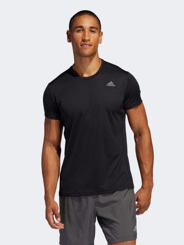 חולצת ריצה עם שרוולים קצרים AeroReady של ADIDAS Performance
