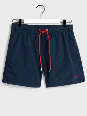 מכנסי בגד ים קצרים עם לוגו / גברים של GANT