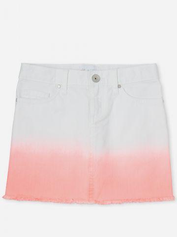 חצאית מיני אומברה / בנות של THE CHILDREN'S PLACE