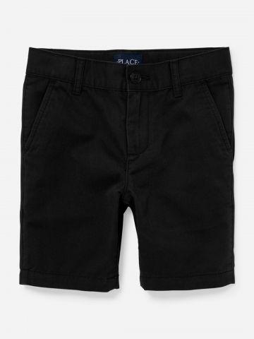 מכנסי צ'ינו קצרים / בנים של THE CHILDREN'S PLACE