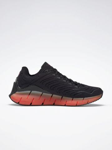 נעלי סניקרס בשילוב רשת Zig Kinetica / נשים של REEBOK