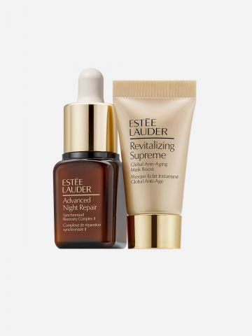מארז סרום ומסכת לחות Glow On The Double Repair Serum + Hydrating Mask Duo / גודל מוקטן של ESTEE LAUDER
