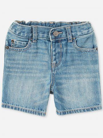 ג'ינס קצר עם כיסים / 6M-5Y של THE CHILDREN'S PLACE