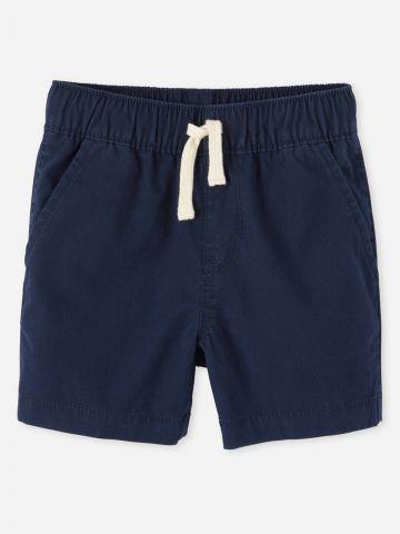 מכנסיים קצרים עם כיסים / 9M-4Y של THE CHILDREN'S PLACE