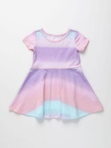 שמלת טאי דאי מולטי קולור / 9M-4Y של THE CHILDREN'S PLACE