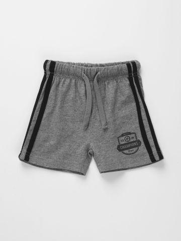 מכנסיים קצרים עם סטריפים / 6M-5Y של THE CHILDREN'S PLACE