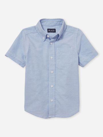 חולצה מכופתרת עם כיס / בנים של THE CHILDREN'S PLACE
