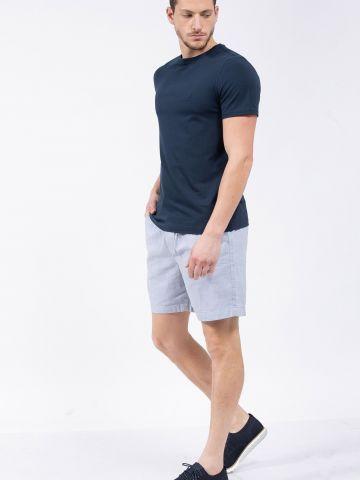 מכנסיים מחויטים קצרים של NAUTICA