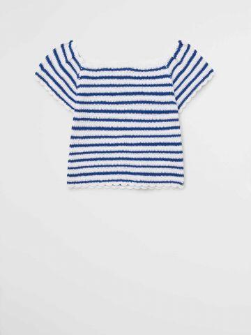 חולצת קרושה פסים / בנות של MANGO