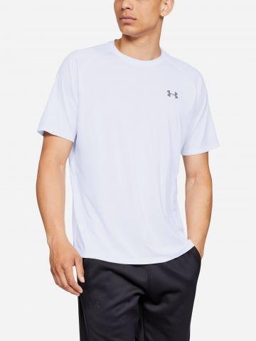 חולצת אקטיב לוגו Tech™ 2.0 של UNDER ARMOUR