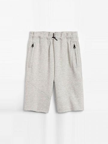 מכנסי טרנינג עם רוכסנים / בנים של GAP