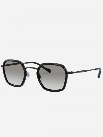 משקפי שמש משושים של vogue eyewear