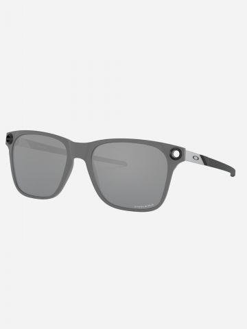 משקפי שמש מלבניים עם מסגרת פלסטיק דקה של OAKLEY