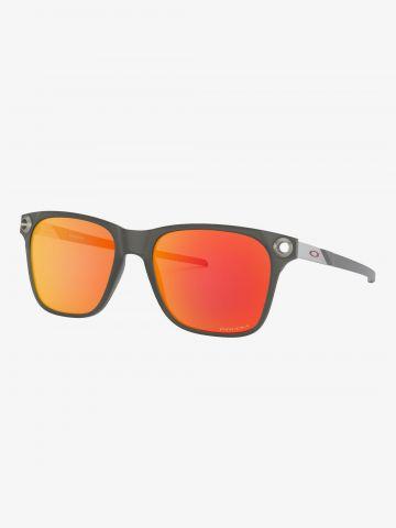 משקפי שמש מלבניים עם מסגרת פלסטיק דקה / גברים של OAKLEY
