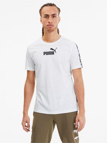 טי שירט עם לוגו של PUMA